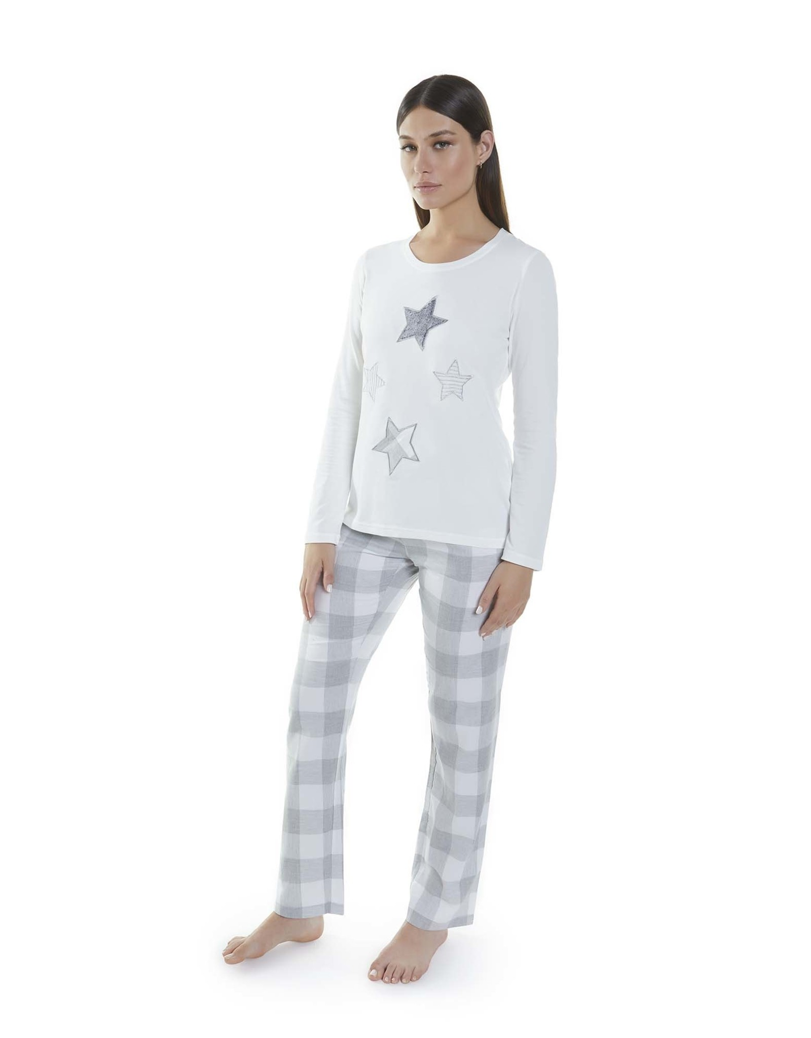 Selmark Pyjama Selmark Geométrica P2173
