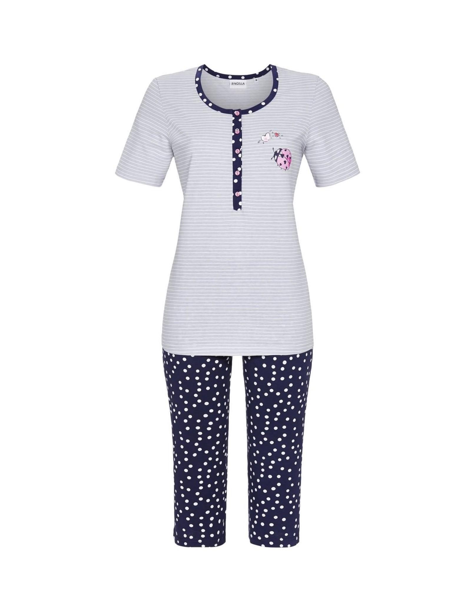 Ringella Pyjama Ringella Women 1211214