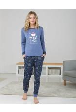 Massana Pyjama Massana Chat P711201