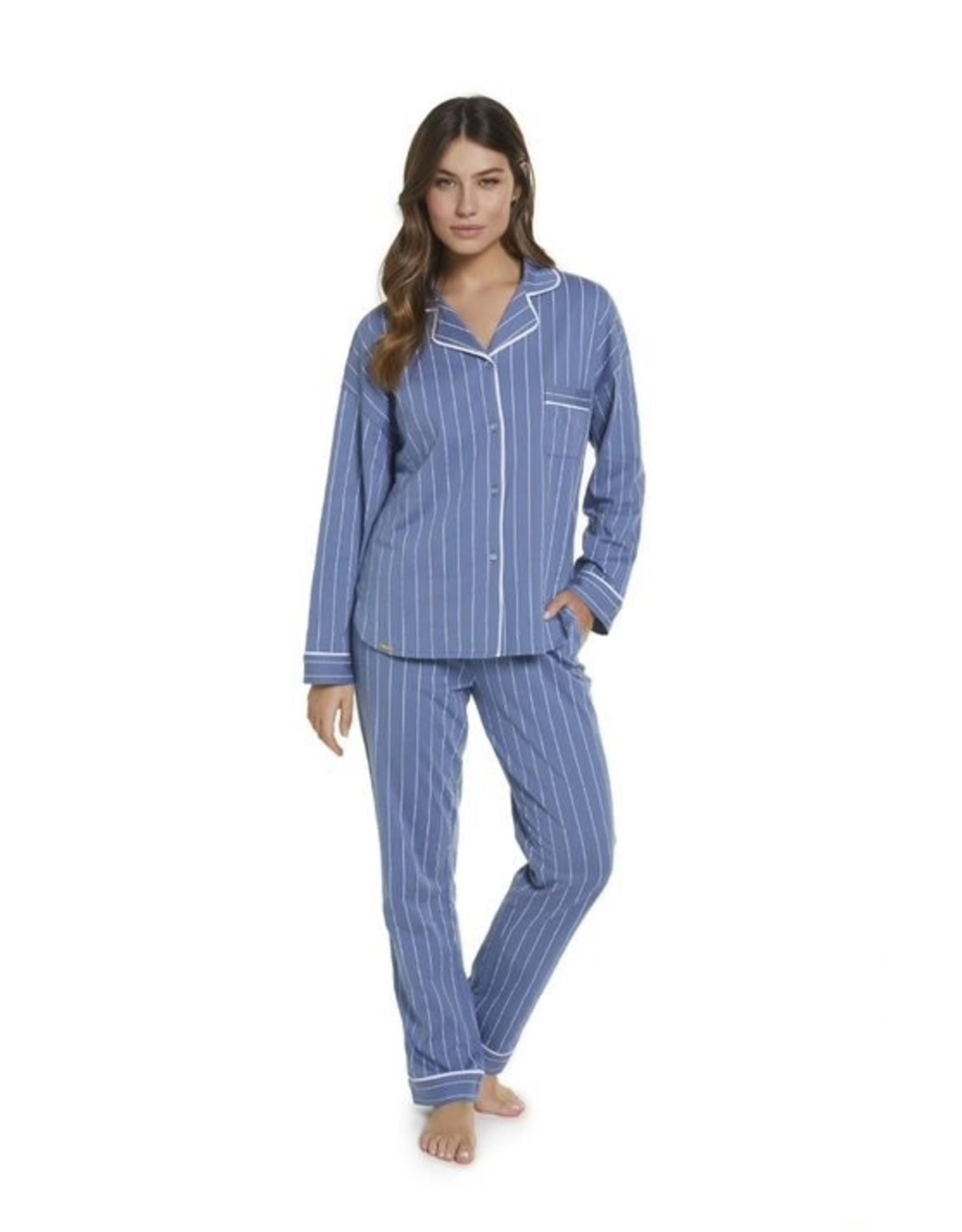 Selmark Pyjama Selmark Cotton P2776