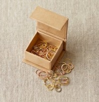 Cocoknits Cocoknits - Precious Metal Stitch Markers
