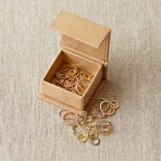 Cocoknits Precious Metal Stitch Markers