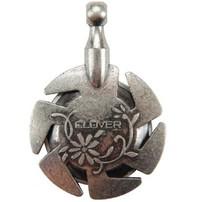 Clover Clover Yarn Cutter Pendant (3106)