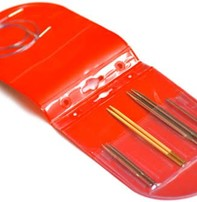 Addi Addi Turbo Click Interchangeable Needle Set - Starter Kit