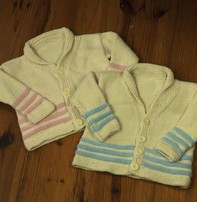 Appalachian Appalachian Baby Designs - Hill & Holler Cardigan Kit