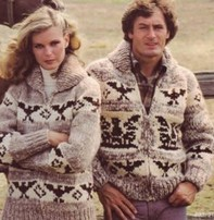 Art of Yarn Vintage Pattern* - Sweater with Eagle (PDF)