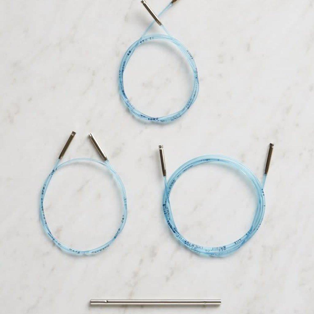"""Addi Click Short Lace Cord 40cm - 16"""" (1 Pk)"""