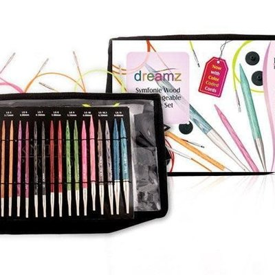 Knitter's Pride Dreamz Normal Interchangeable Deluxe Set