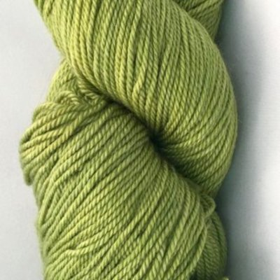 Hand Maiden Fleece Artist Tree Wool Sport -  Moss