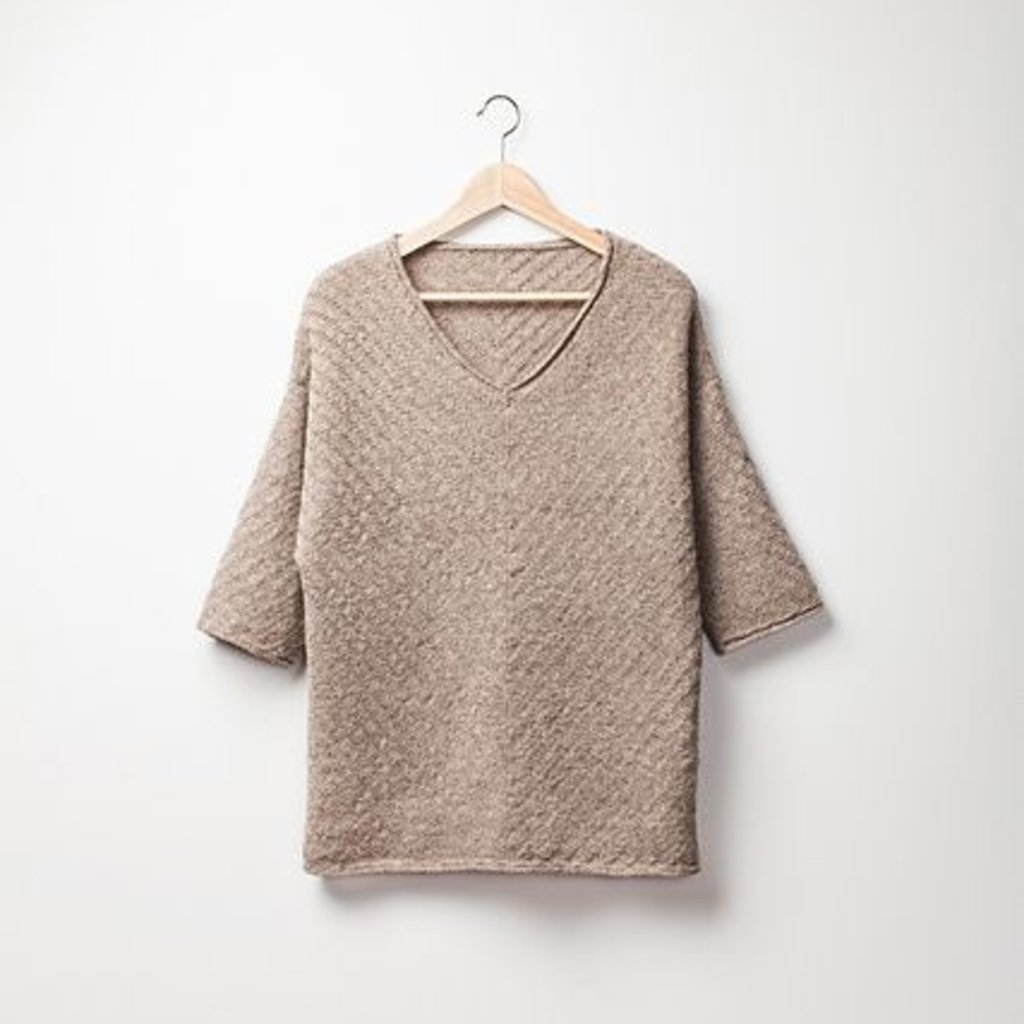 Brooklyn Tweed Brooklyn Tweed - Abbott Sweater