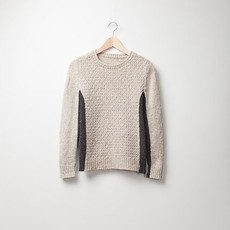 Brooklyn Tweed Alloy Pullover