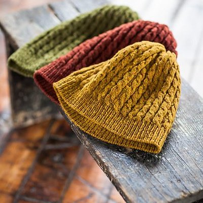 Brooklyn Tweed Eno Hat