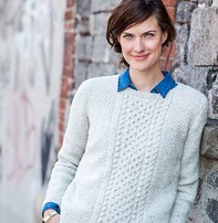 Brooklyn Tweed Brooklyn Tweed - Backbay Pullover