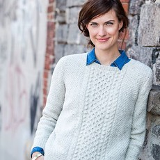 Brooklyn Tweed Backbay Pullover