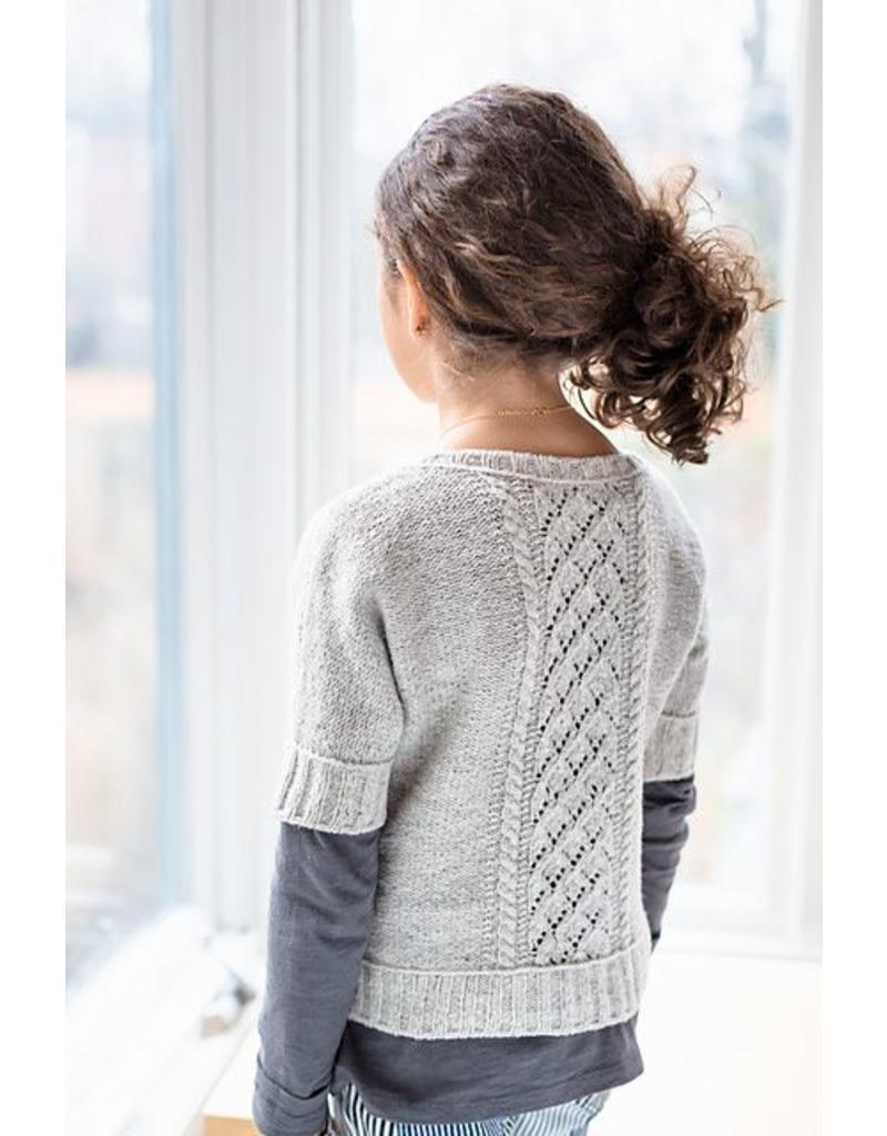 Brooklyn Tweed Brooklyn Tweed - Berenice Sweater