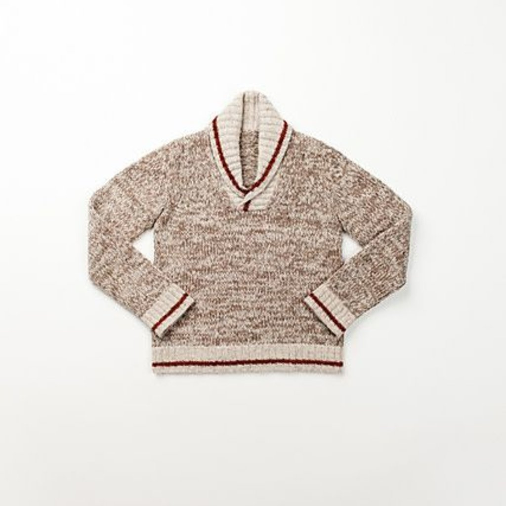 Brooklyn Tweed Brooklyn Tweed - Sock Monkey Sweater