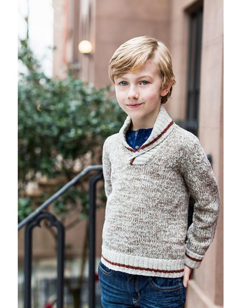 Brooklyn Tweed Brooklyn Tweed - Sock Monkey Sweater
