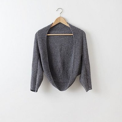 Brooklyn Tweed Biston Shrug