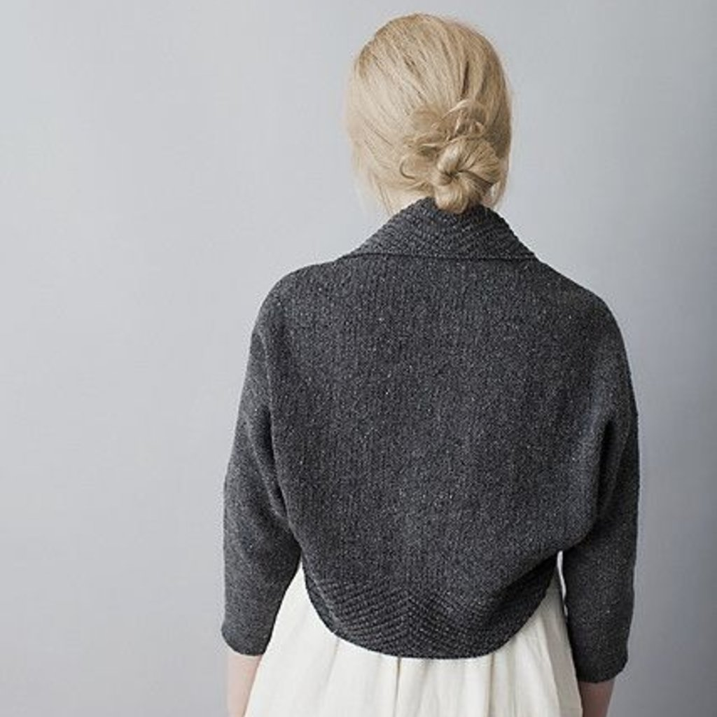 Brooklyn Tweed Brooklyn Tweed - Biston Shrug