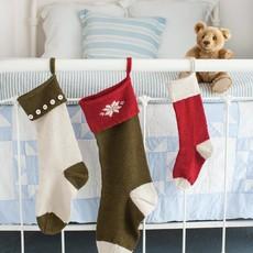 Churchmouse Yarns & Teas Churchmouse - Basic Christmas Stocking