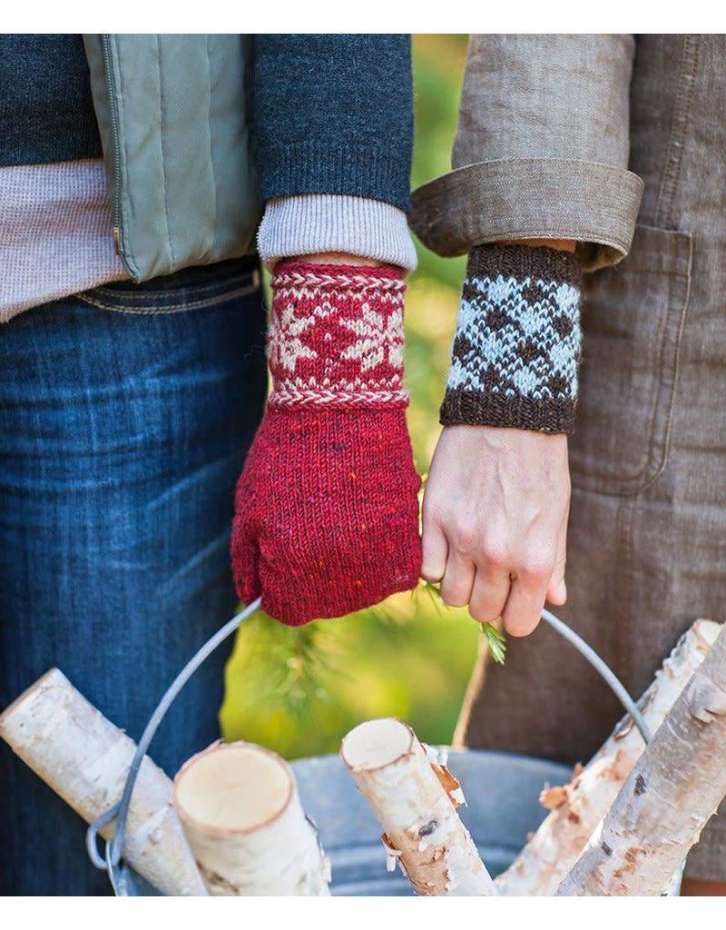 Churchmouse Yarns & Teas Churchmouse - Colorwork Cuffs & Mittens