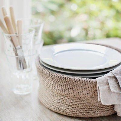 Churchmouse Yarns & Teas Churchmouse - Crocheted Baskets