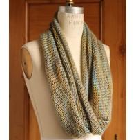Churchmouse Yarns & Teas Churchmouse - Crocheted Moebius Cowl
