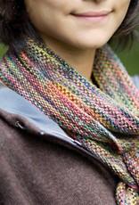 Churchmouse Yarns & Teas Churchmouse - Koigu Linen Stitch Scarf