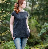 Churchmouse Yarns & Teas Churchmouse - Simple Tee