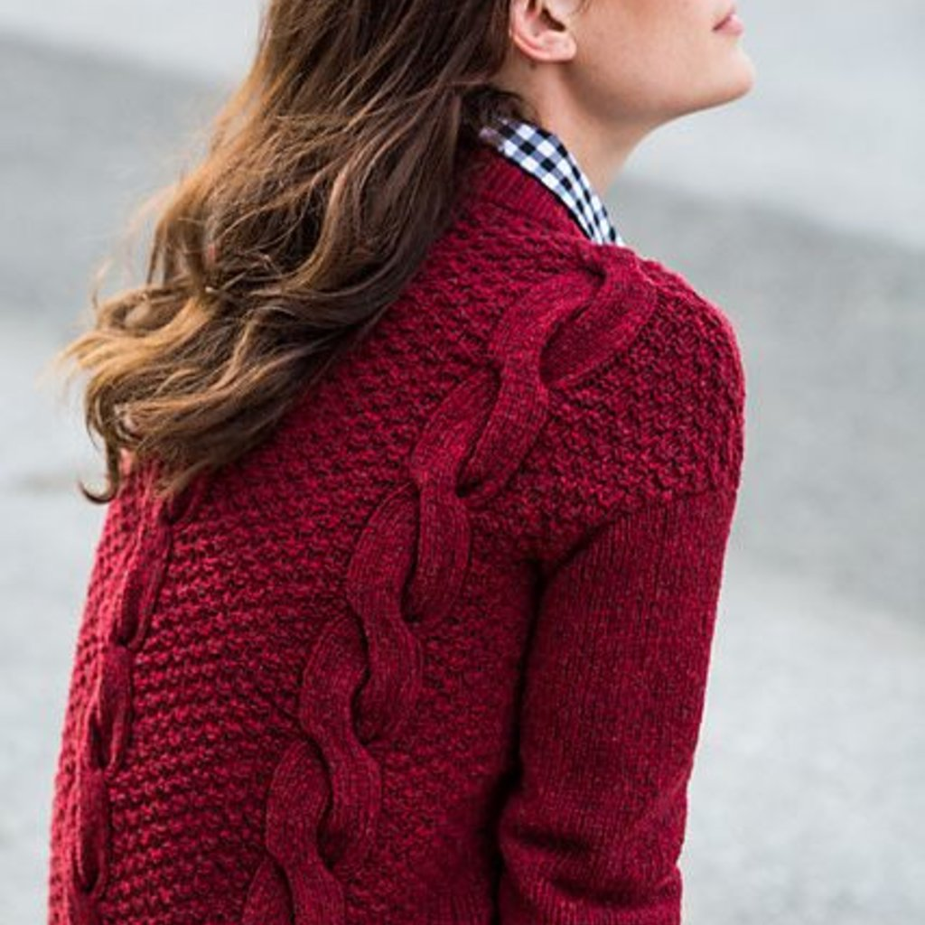Brooklyn Tweed Hawser Pullover