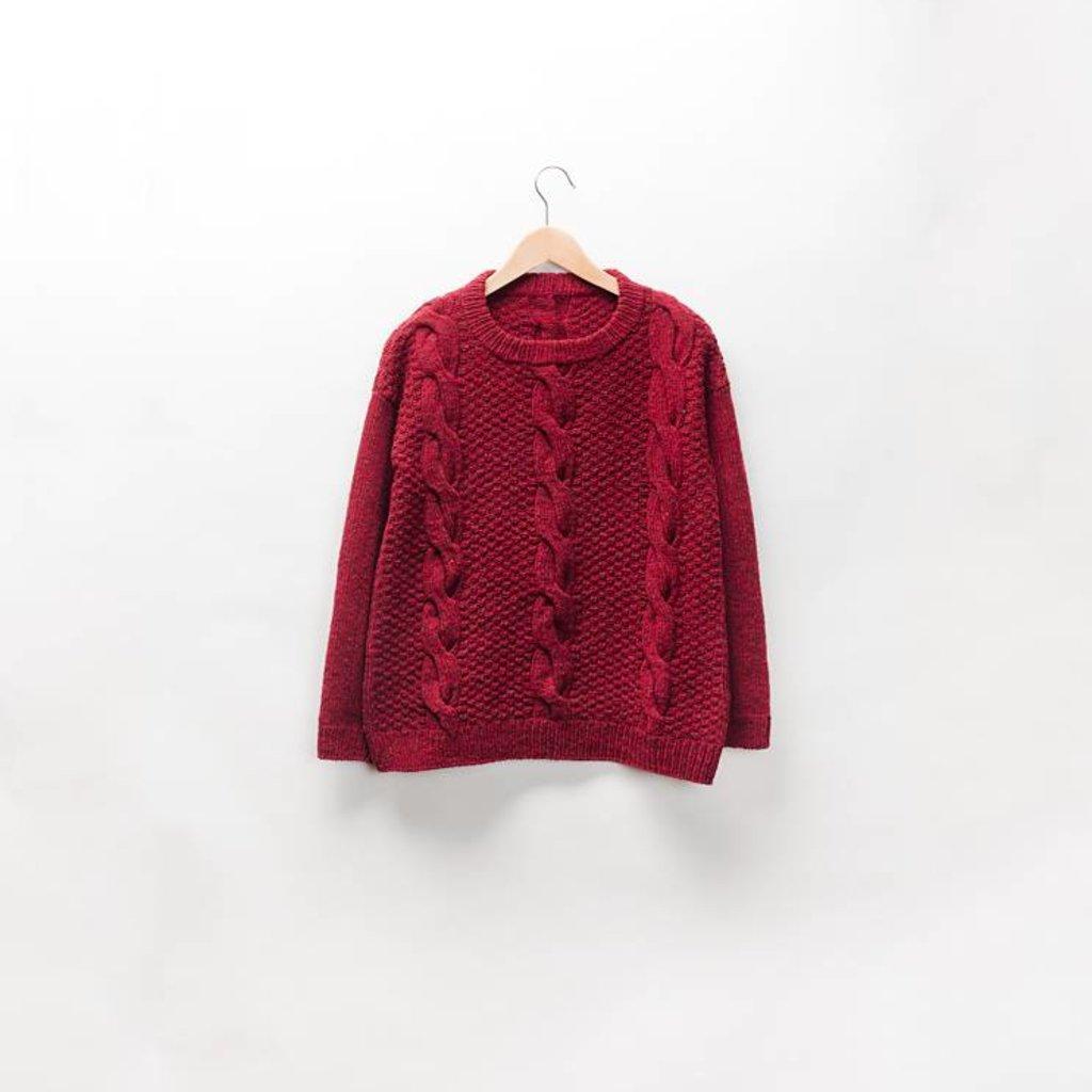 Brooklyn Tweed Hawser Pullover