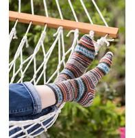 Churchmouse Churchmouse - Simple Toe Up Sock