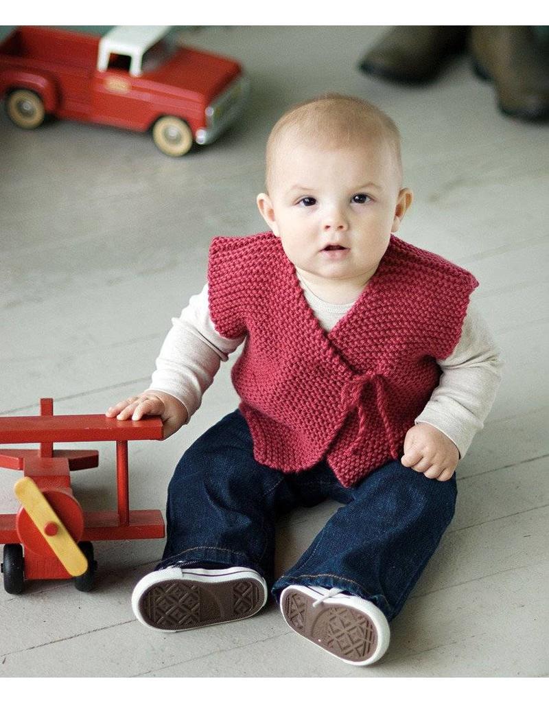 Churchmouse Churchmouse - Easy Peasy Baby Jacket
