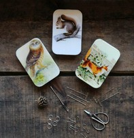 Woodland Friends Notion Tin Set