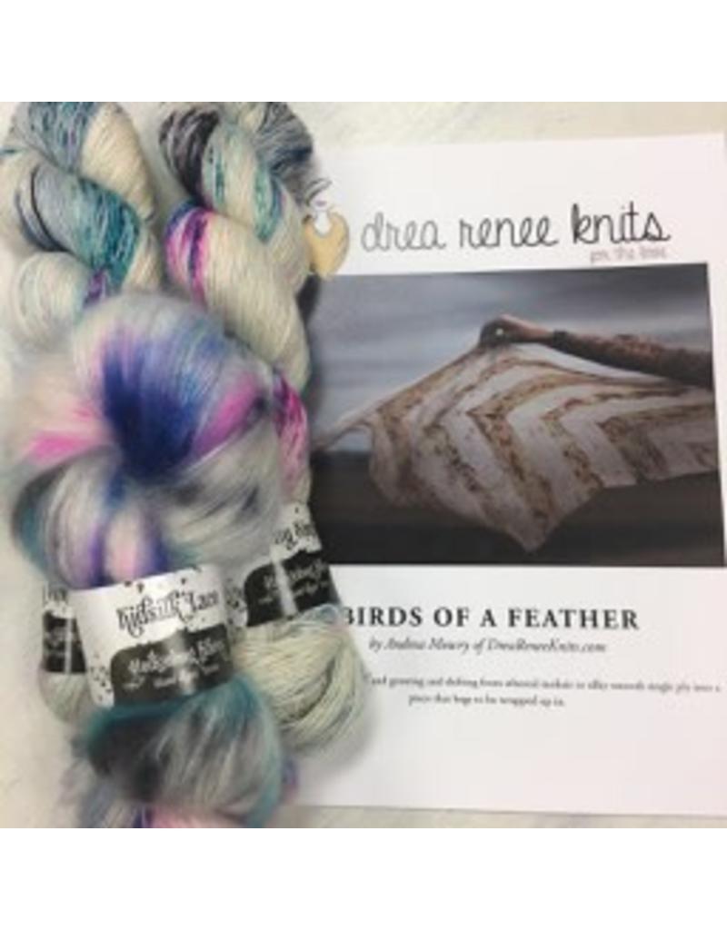 Hedgehog Fibres Birds of a Feather Kit