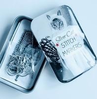 Firefly Firefly Notes - Knitting Kit - Cat Lover'S Stitch Marker Storage