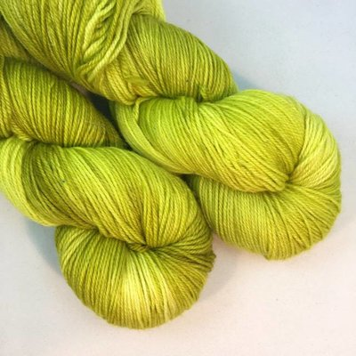 Lichen And Lace Lichen & Lace 80-20 Sock - Citron