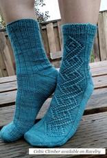 Lichen And Lace Lichen & Lace 80/20 Sock - Beach Glass
