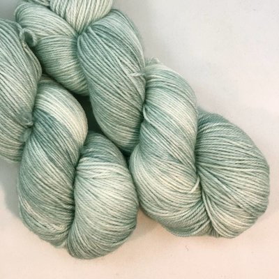 Lichen And Lace Lichen & Lace 80/20 Sock - Beach Glass