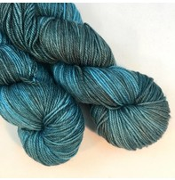 Lichen And Lace Lichen & Lace 80-20 Sock - Teal Tide