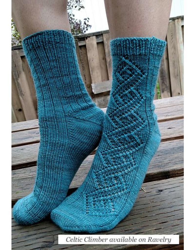 Lichen And Lace Lichen & Lace 80-20 Sock - Rainy Day