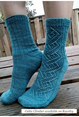 Lichen And Lace Lichen & Lace 80-20 Sock - Clover