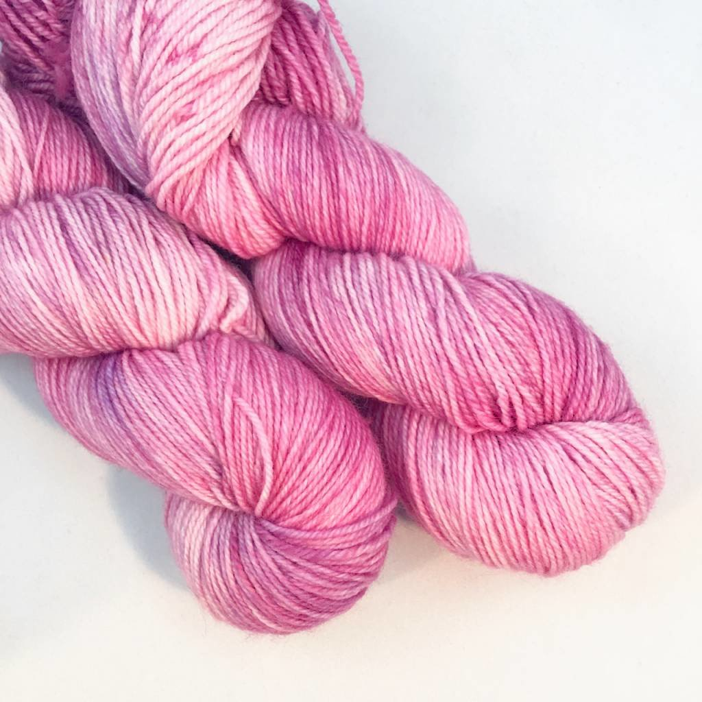 Lichen And Lace 80/20 Sock - Sweetpea