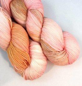 Lichen And Lace Lichen & Lace 80/20 Sock - Faded Rose