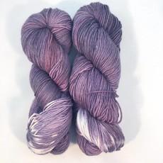 Lichen And Lace Lichen & Lace 80-20 Sock - Huckleberry