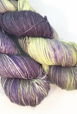 Lichen And Lace Lichen & Lace 80-20 Sock - Baby Eggplant
