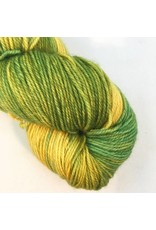 Lichen And Lace Lichen & Lace 80-20 Sock - Baby Leaves