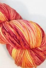 Lichen And Lace Lichen & Lace 80-20 Sock - Day Lily