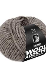 Lang Wool Addicts - Earth