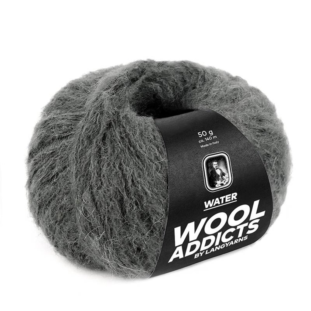 Lang Wool Addicts - Water